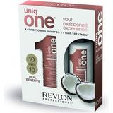 Gift Boxes, Sets & Multi-Products Revlon Uniq One Coconut Shampoo + Treatment Duo Set