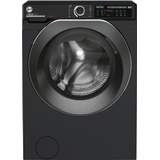 Black hoover washing machine Washing Machines Hoover HW 410AMBCB/1-80