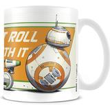 Cups Pyramid International Star Wars The Rise of Skywalker Just Roll With It Cup 31.5 cl