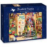 Jigsaw Puzzles Bluebird Life is An Open Book Paris 1000 Pieces