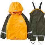 Rain set Children's Clothing Helly Hansen K Bergen PU Rainset - Pine Green (40360-470)