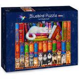Bluebird Cat Bookshelf 150 Pieces