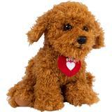 Soft Toys Golden Bear Waffle the Wonder Dog