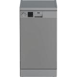 45 cm - Freestanding Dishwashers Beko DVS04020S Grey