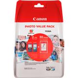 Ink & Toners Canon PG-560XL (Black) + CL-561XL (Multicolour)