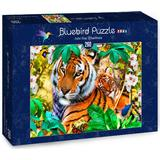Classic Jigsaw Puzzles Bluebird Into The Shadows 260 Pieces