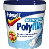Putty and Building Chemicals Polycell Multi Purpose Polyfilla Ready Mixed 1kg 1pcs