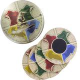 Coasters Paladone Harry Potter Sorting Hat Heat Change Coaster 4 pcs