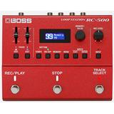 Effect Units for Musical Instruments Boss RC-500