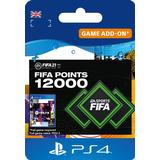 Redeem Cards Electronic Arts FIFA 21 - 12000 Points - PS4