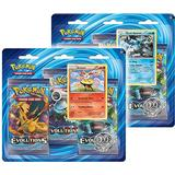 Collectible Card Games Board Games Pokémon XY: Evolutions Booster 3 Pack