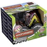 Magformers Rally Kart Set Girl 8pcs