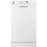 Fully Integrated Dishwashers Electrolux ESA22100SW White