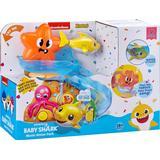 Bath Toys Zuru Robo Alive Junior Baby Shark Music Water Park