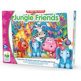 The Learning Journey Jungle Friends My First Big Puzzle 12 Pieces