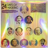 Advent Calendars SkinTreats 24 Days of Masking Clay Face Mask Advent Calendar