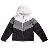 Nike Older Kid's Fill Jacket - White/Smoke Grey/Black/Black (CU9157-103)
