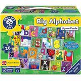 Floor Jigsaw Puzzles Orchard Toys Big Alphabet 26 Pieces