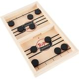 Table Hockey Fast Sling Puck Game
