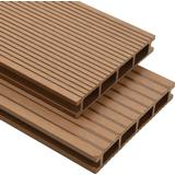 vidaXL WPC 275712 25x150 Patio Boards