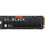 Hard Drives Western Digital Black SN850 NVMe SSD with Heatsink 1TB