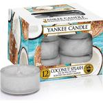 Yankee Candle Coconut Splash 9.8g 12-pack Scented Candles