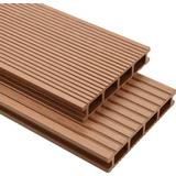 vidaXL WPC 273810 25x150 Patio Boards