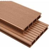 Timber vidaXL WPC 273808 25x150 Patio Boards