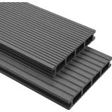 vidaXL WPC 273802 25x150 Patio Boards