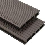 Timber vidaXL WPC 275719 25x150 Patio Boards