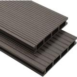 Timber vidaXL WPC 275718 25x150 Patio Boards