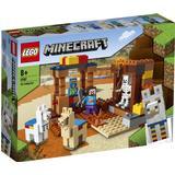 Blocks Lego Minecraft The Trading Post 21167