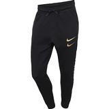 Pants Nike Swoosh Trousers Men - Black/Metallic Gold