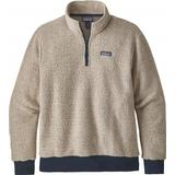 Fleece Tops Men's Clothing Patagonia Woolyester Fleece Pullover - Oatmeal Heather