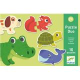 Jigsaw Puzzles Djeco Puzzle Duo