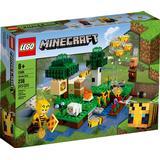 Blocks Lego Minecraft The Bee Farm 21165