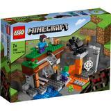 Blocks Lego Minecraft The Abandoned Mine 21166