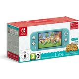 Nintendo switch lite with animal crossing Game Consoles Nintendo Switch Lite - Turquoise - 2020 - Animal Crossing: New Horizons