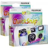 Single-Use Camera Fujifilm QuickSnap 400 (Pack of 2)