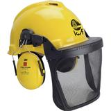Safety Helmets 3M Forestry Protection Helmet with Integrated Visor