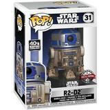 Toy Figures on sale Funko Pop! Star Wars R2 D2