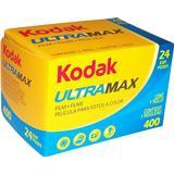 Camera Film Kodak Ultramax 400 135-24