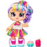 Dolls & Doll Houses Moose Kindi Kids Snack Time Friends Rainbow Kate