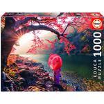Educa Sunrise in Katsura River 1000 Pieces