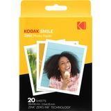 "Instant Film Kodak Zink Paper 3.5x4.25"" (20 Pack)"