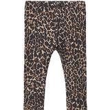 Name It Leopard Print Leggings - Brown/Mole (13183836)