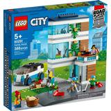 Building Games on sale Lego City Family House 60291