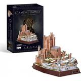 3D-Jigsaw Puzzles CubicFun Game of Thrones Red Keep 314 Pieces