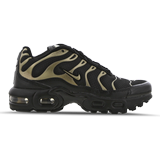 Nike tuned 1 Children's Shoes Nike Air Max Plus PS - Black/Metallic Gold/Black