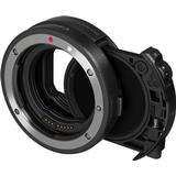 Lens Mount Adapter Canon Drop-In Filter Mount Adapter EF-EOS R with Drop-In Variable ND Filter A Lens mount adapter